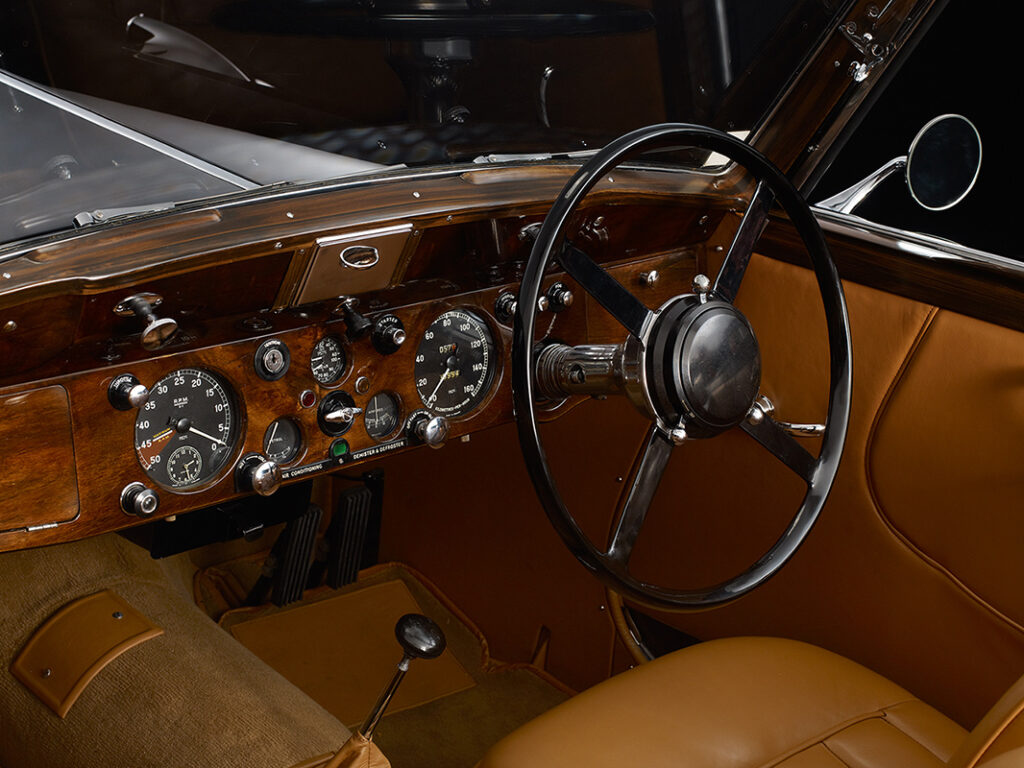 714 Jaguar Mark IV Worblaufen 1947